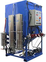 Oil Recycling System